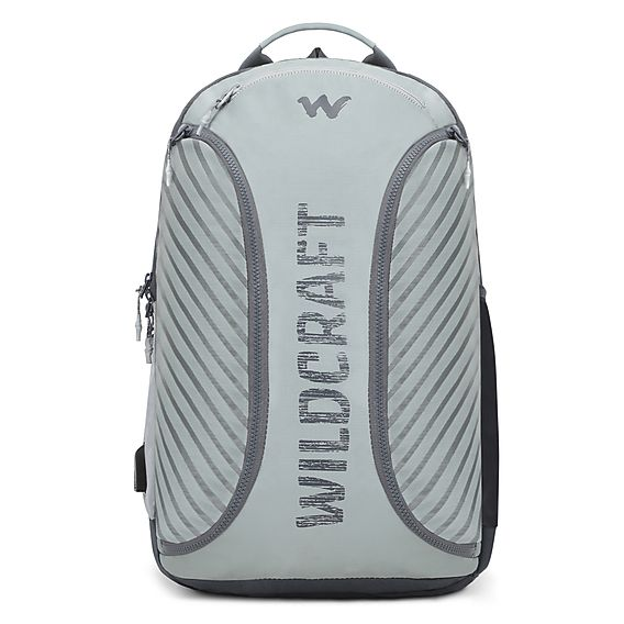 c27c644eb3 Buy Unisex 11942 Grey Grey Unisex Laptop Backpacks online at ...