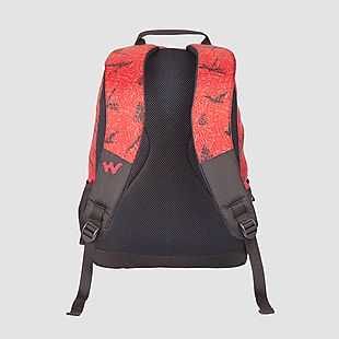 Wildcraft Nature 2 Backpack Bag - Red