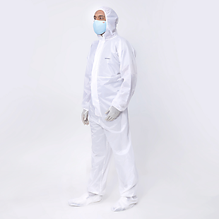 Wildcraft Hazmat Suit Hz10k - White