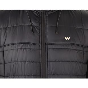 Wildcraft Men Husky Jacket Pro - Black
