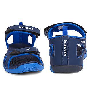 Wildcraft Men Sandal Baloy - Blue