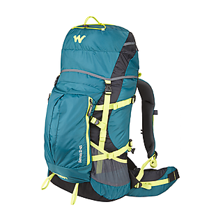 Wildcraft Rucksack For Trekking Savan D 45L - Teal