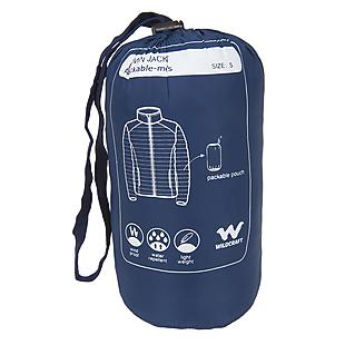 Wildcraft Men Packable Extra-Warm Down Jacket - Navy