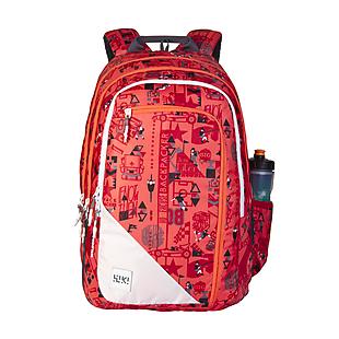 Wildcraft Wiki 7 Jock Backpack - Orange