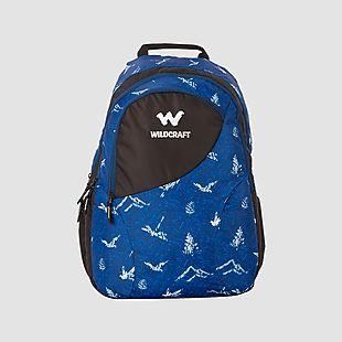 Wildcraft Nature 4 Backpack Bag - Blue