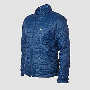 Wildcraft Wildcraft Men Husky Self-Packable Jacket For Winter - Navy Blue
