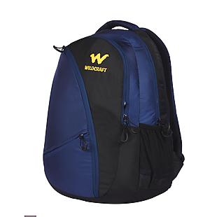 Wildcraft Avya Laptop Backpack - Blue