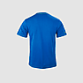 Wildcraft Men Printed Crew Tee - Cobalt Blue