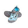 Wildcraft Women Trekking Shoe Terrafin Gait - Blue